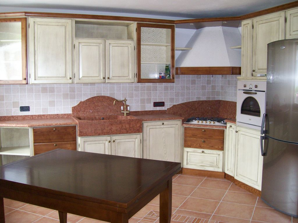 Mobile cucina ikea su misura - Cucine piccole in muratura ...